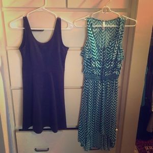 Lots of two XS dresses